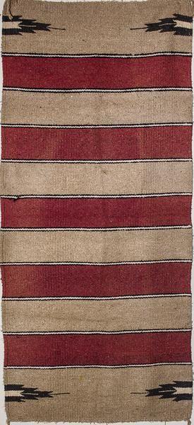 saddle blanket rug 5u0027 x 25u0027 sbr001