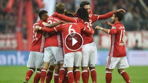 Bayer Munchen vs FC Augsburg Highlights | DFB Pokal | October 26, 2016 You are watching video highlights of German DFB Pokal match: Bayern Munchen vs ...