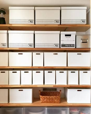 100均?無印?イケア?みんなが本当に使っている「収納ボックス」集め ... まとまった収納スペースを有効に使うのにオススメなのが、写真の