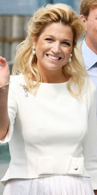 ♥•✿•QueenMaxima•✿•♥...FormerlyPrincess Maxima of Netherlands