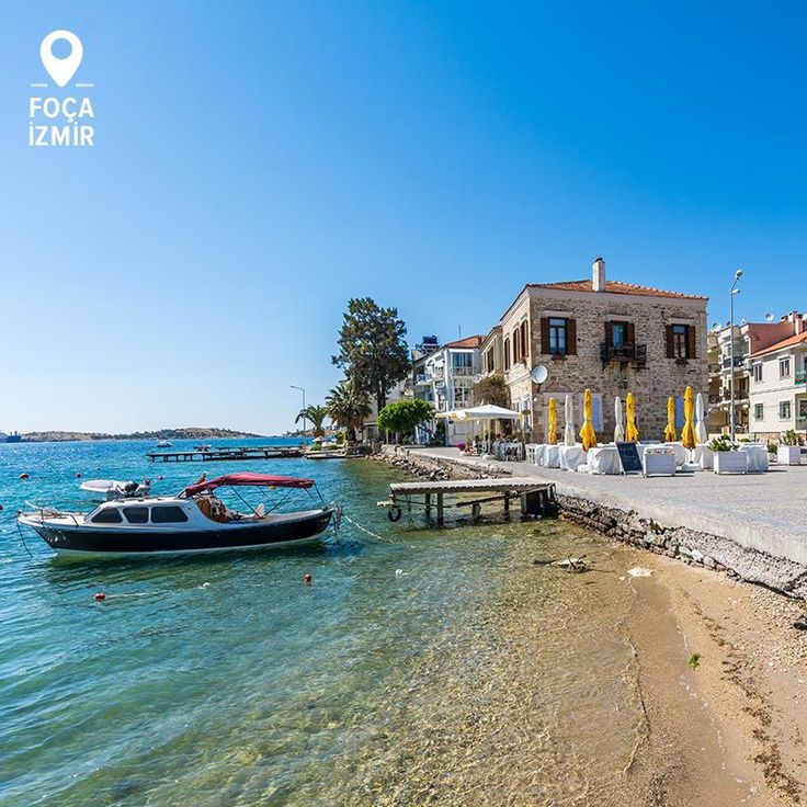 Some places may have high seasons and low seasons. Foça is serenity itself. All year round.