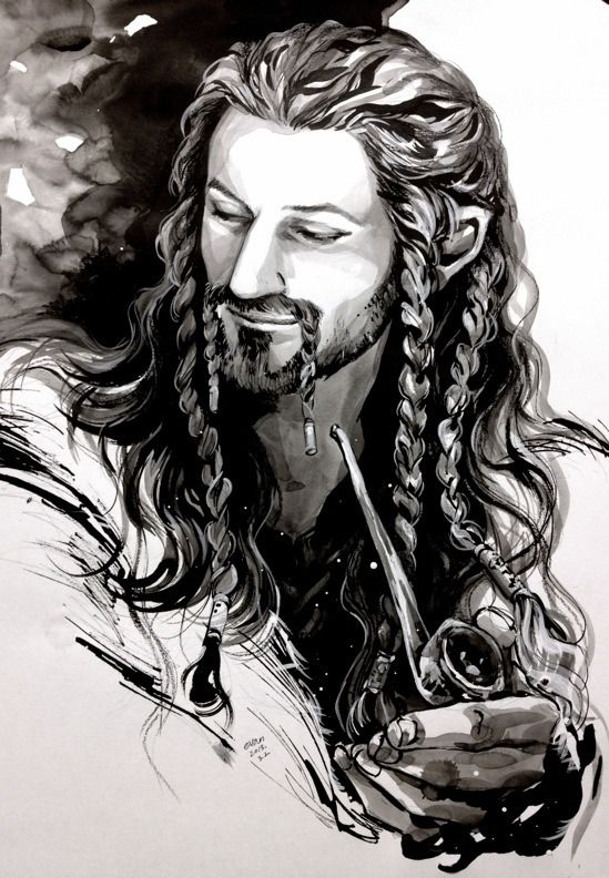 FILI!!!! <3 My heart... For those of you who don't know, I saw BotFA last night. And my heart........