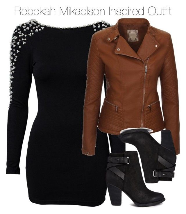 """""""The Originals - Rebekah Mikaelson Inspired Outfit"""" by staystronng ❤ liked on Polyvore"""
