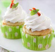Un cupcake succulent, frais et léger au fromage de chèvre. http://cupcakeavenue.fr/45-cupcake-sale