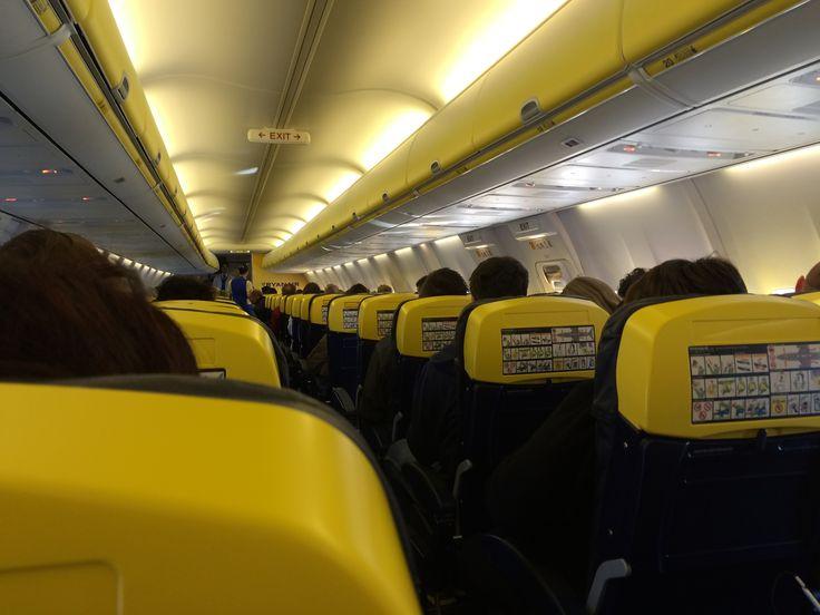#Ryanair #Weeze <=> #London #Stansted #Tagesausflug mit dem #Billigflieger