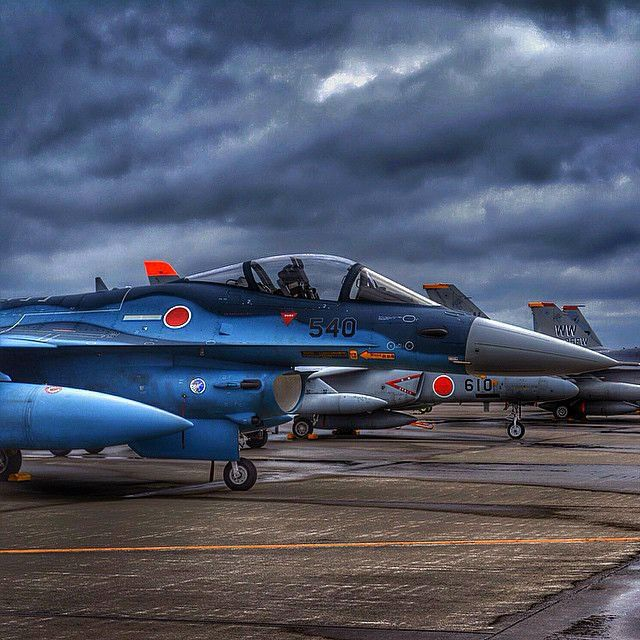 JASDF F-2 ViperZero by Samantha Mitchell on 500px