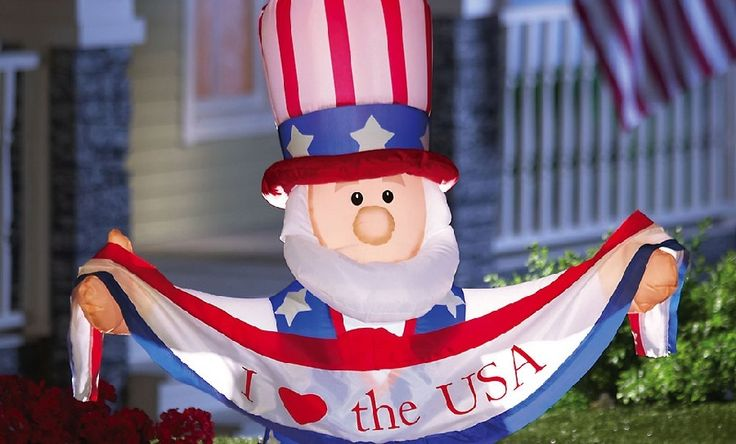 4th of july uncle sam