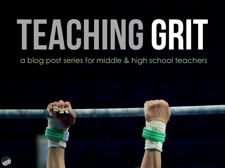 Secondary Sara: Introducing Project Awesome (Grit Post Series #1)