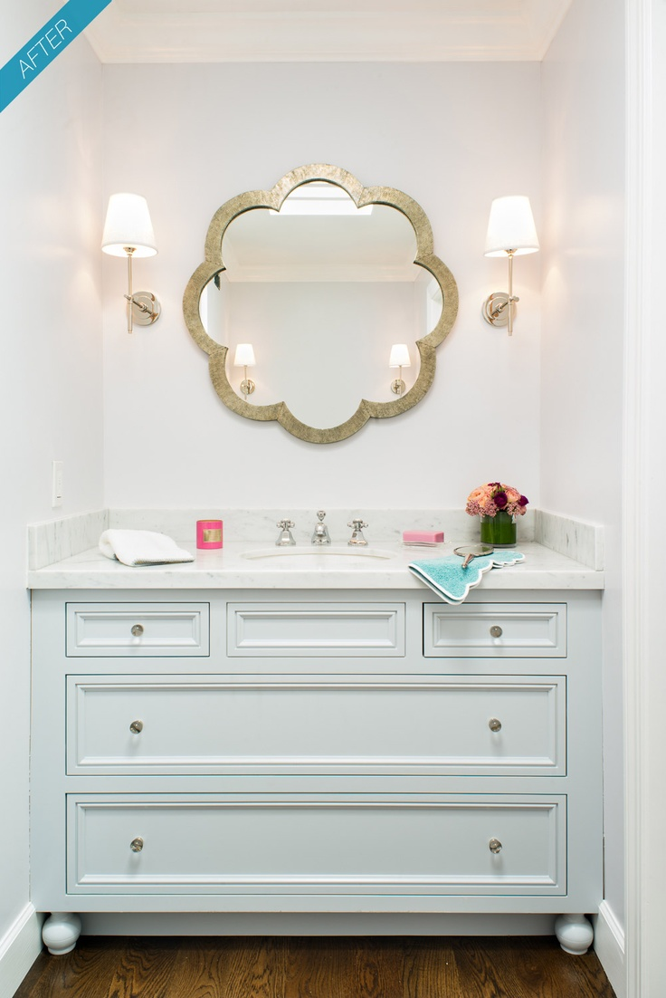 Bathroom vanity san francisco - Love This Bathroom Raenovate