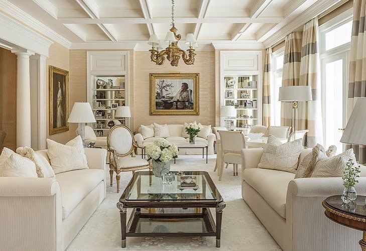 Get The Look And Elegant Living Room Design By Tui Pranich
