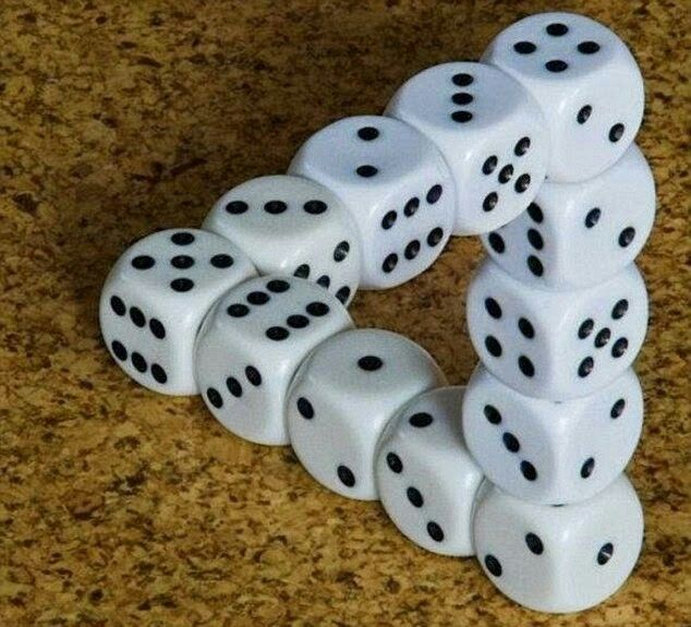 Dice! Wait..........WHAT ARE THY DOUING