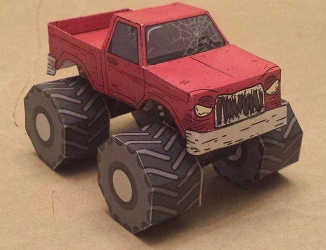 Thesis for monster trucks