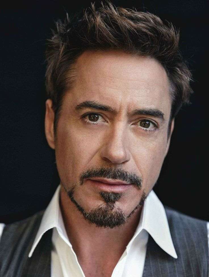 Robert Downey Jr, aka Tony Stark cuz there's no difference