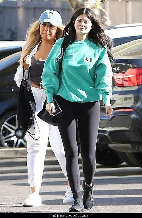 awesome Kylie Jenner with Tyga   Style