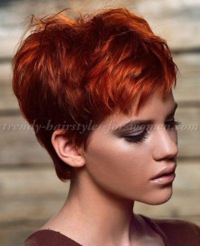 Eine Explosion an Herbstfarben: Wir zeigen eine Vielfalt an wunderschönen Frisu…