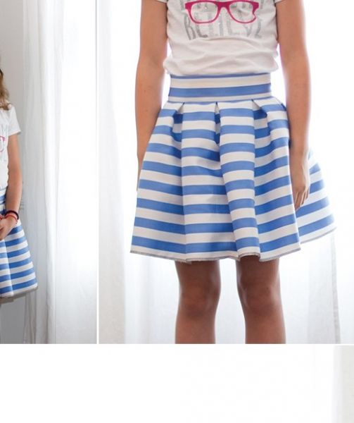 Download Dreamer Skirt Sewing Pattern (FREE)