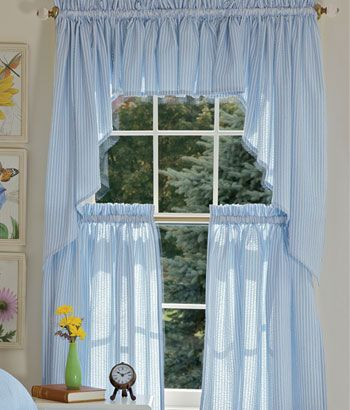 1000+ images about Cottage Curtains on Pinterest | Gardens ...