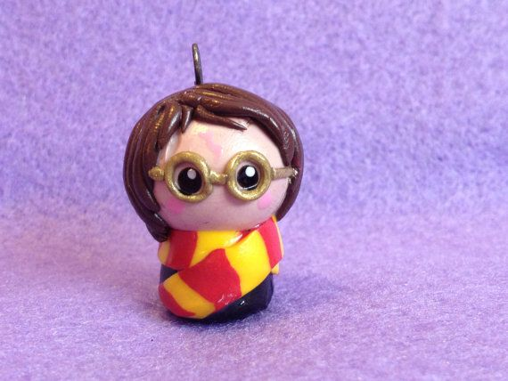 Chibi: Harry Potter by CuteChibisandMore on Etsy