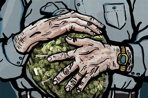 My aging parents smuggle medical marijuana - Salon