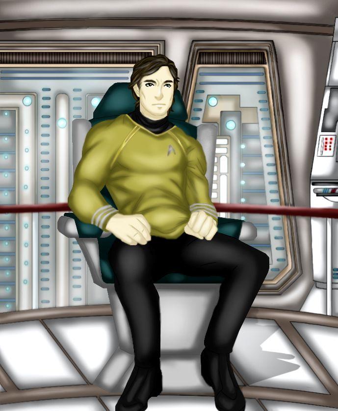 STAR TREK OC - Valis Geary by DarkLordLuzifer