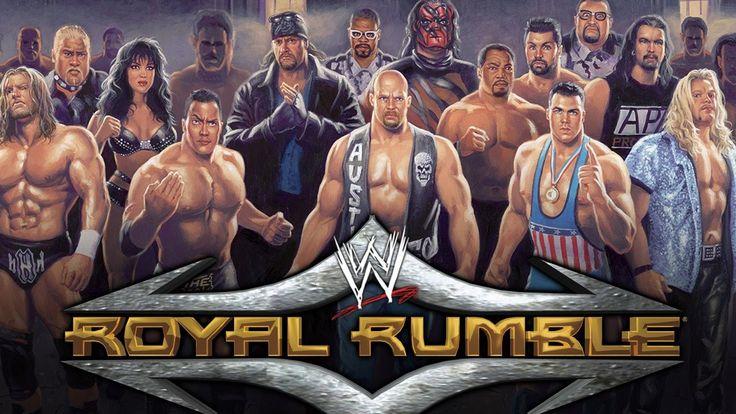 Resultado de imagen para royal rumble 2001