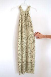 UsedNotConfused — Vintage Silk Dress www.usednotconfused.com