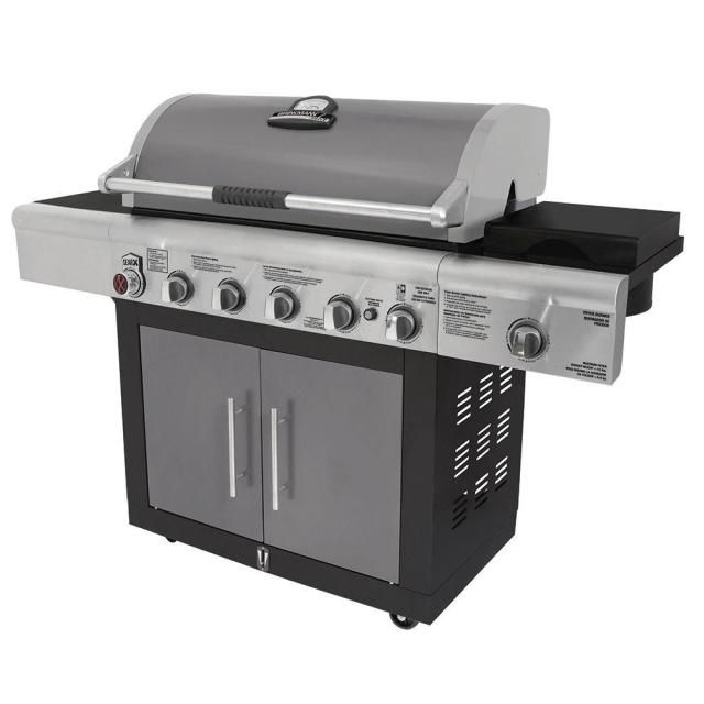 Best Gas Grills Between 250 And 500 For 2018 Grill Reviews Propane Grilling