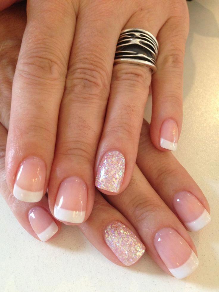 Nail Art Natural Glitter Glitter Nail Design Nature Nail Design Ideas Classicnails Glitzer Nagellack Nagellack Nagel Glitzer