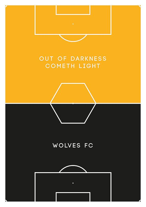 Wolves Poster https://www.etsy.com/uk/listing/249209878/wolverhampton-wanderers-fc-out-of