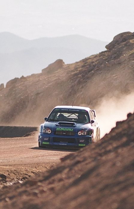 Subaru Team America