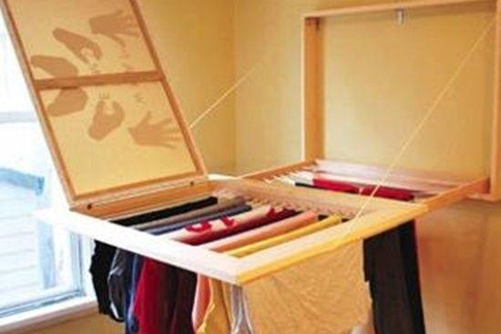 Las 25 mejores ideas sobre tendedero en pinterest - Como secar las paredes despues de la inundacion ...