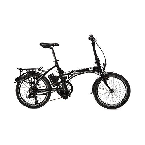 Special Offers - A2B Kuo Plus  Electric Folding Bike (Black) - In stock & Free Shipping. You can save more money! Check It (May 01 2016 at 10:20PM) >> http://cruiserbikeswm.net/a2b-kuo-plus-electric-folding-bike-black/