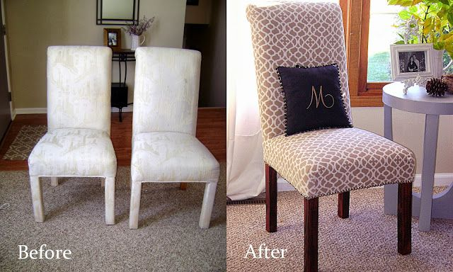 New Life to a Goodwill Chair