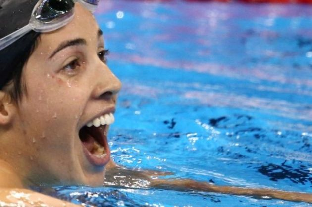 Franklin Graham praises Olympic swimmer Maya DiRado for faith-based 'winning attitude that goes beyond swimming'
