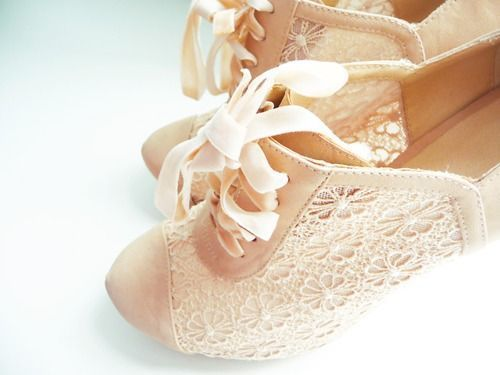 oxford cuban heels with lace.... 0.0 yes.