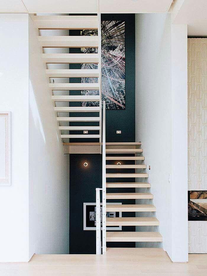 To attic & basement