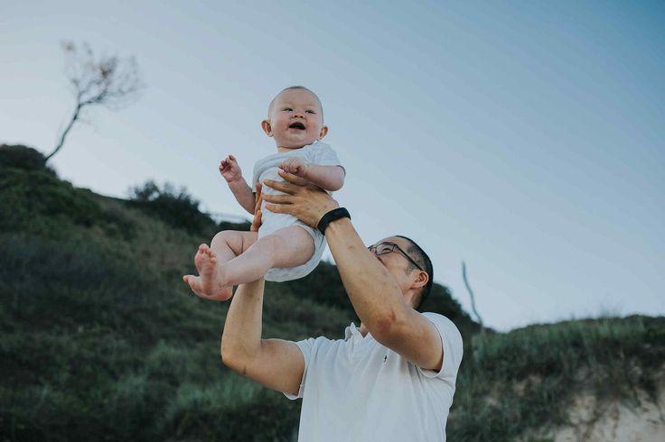 Lisa and Brian | Yamba family photographer » littleforestphotography.com.au