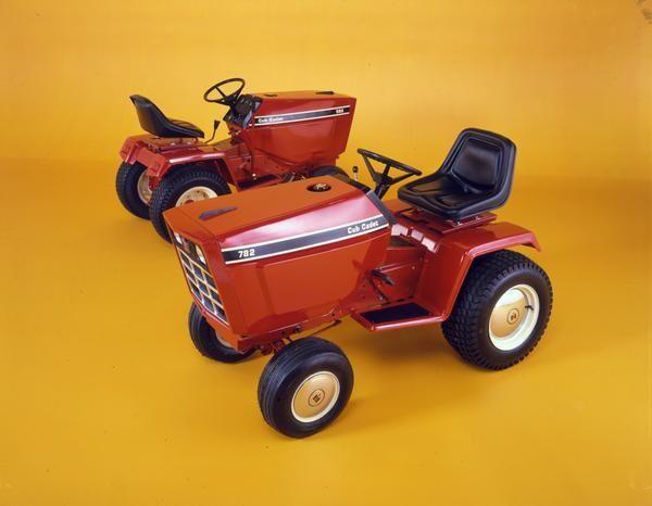 782 Cub Cadet Garden Tractor : Best images about farmall cubs on pinterest john