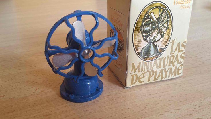 Sacapuntas Ventilador antiguo, marca Playme, en color y con su caja original. Hecho en España en los años 70-80.  (Antique pencil sharpener).    Cómpralo instantáneamente en Ebay: http://www.ebay.es/itm/sacapuntas-Ventilador-antiguo-antique-pencil-sharpener-/122058226364?hash=item1c6b3cbabc:g:0MEAAOSwGXtXhkuB
