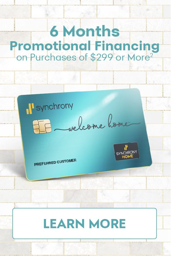 With The Synchrony Home Credit Card You Have A Convenient Way To Help Pay For Everything You Want And Need Tuscan Design Country Music Videos Home Financing