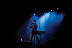 Andrew Bird: viagem ao coração americano - musica - Ípsilon  Fotografia Silvia Lopes / S for shot