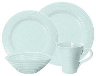 place setting modern dinnerware sets by hayneedle - Modern Dinnerware