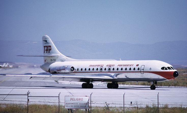 1962- Caravelle - Transportes Aéreos Portugueses (TAP) - Portugal