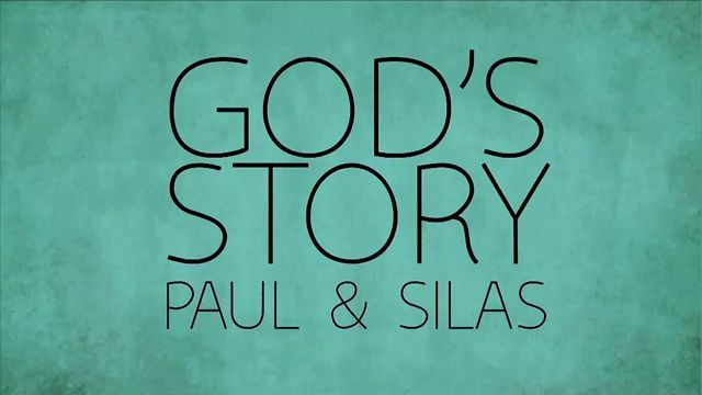 God's Story: Paul and Silas by Crossroads Kids' Club. Part of God's story is about Paul and Silas. They were friends who wanted to serve God and told His story to others. It wasn't always easy but they really wanted people to know that God loved them.    Check out more videos (and other cool stuff) at www.CrossroadsKidsClub.net