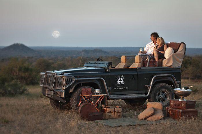 private safari @ #Londolozi Game Reserve #SouthAfrica