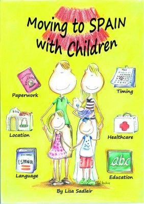 SPAIN BOOK REVIEW: 'Moving to Spain with Children' by Lisa Sadleir