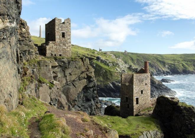 Cornish Mining Landscape, England (2017)