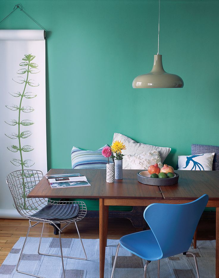 st. patty's day by benjamin moore.