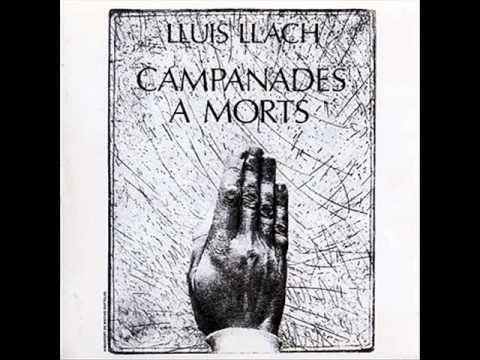 """Album: """"Campanades a morts"""" A la taverna del mar - Lluís Llach"""