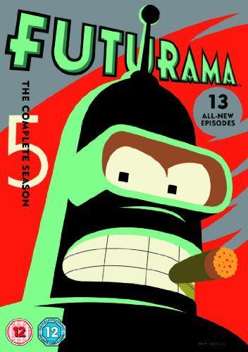 Futurama seasons 5-8